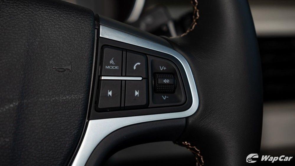 2020 Proton X70 1.8 Premium 2WD Interior 012
