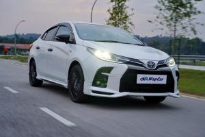 Pros and Cons: 2020 Toyota Vios GR-S – Superb suspension, lackluster powertrain