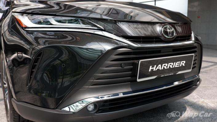2021 Toyota Harrier 2.0 Luxury Exterior 009