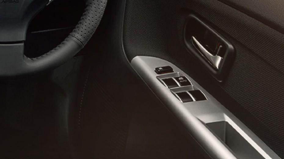 Perodua Alza (2018) Interior 008