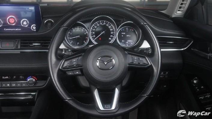 2019 Mazda 6 SkyActiv-G 2.5L Interior 005
