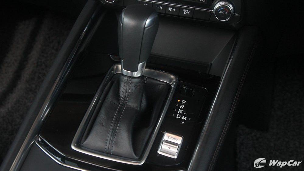 2019 Mazda CX-5 2.5L TURBO Interior 080