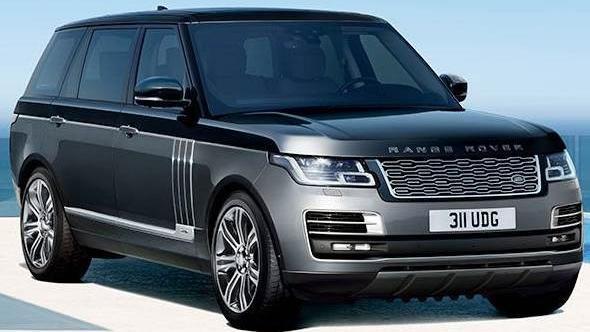 Land Rover Range Rover (2017) Exterior 004
