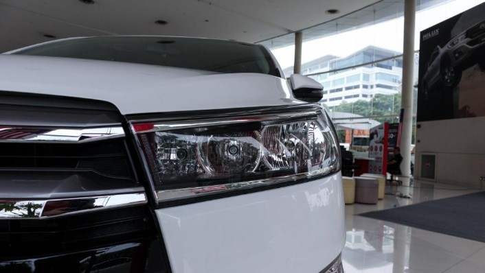 2018 Toyota Innova 2.0G (A) Exterior 008