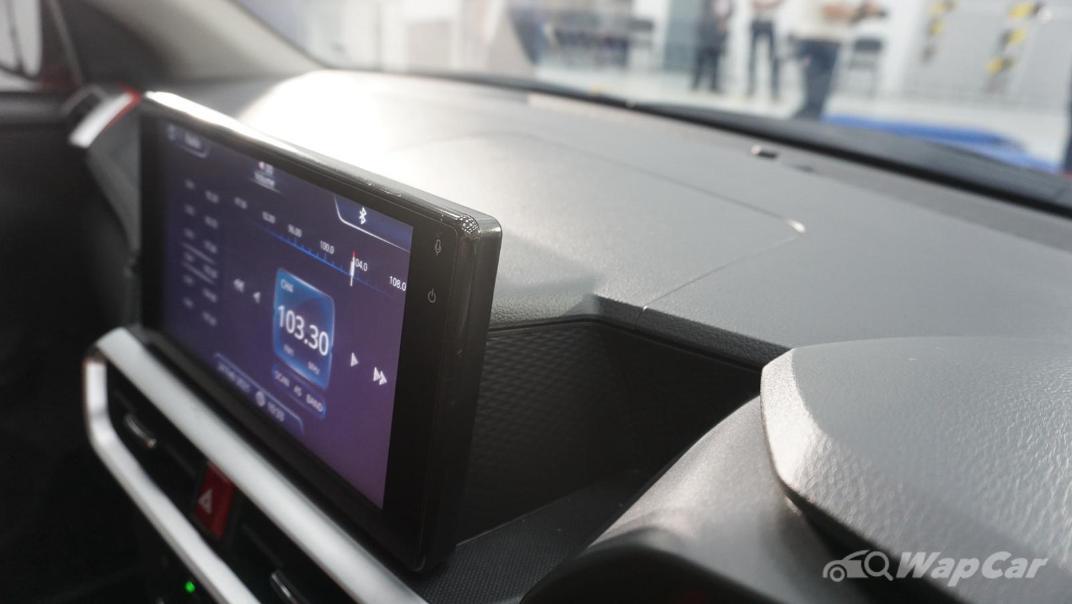 2021 Perodua Ativa 1.0L Turbo AV Interior 014