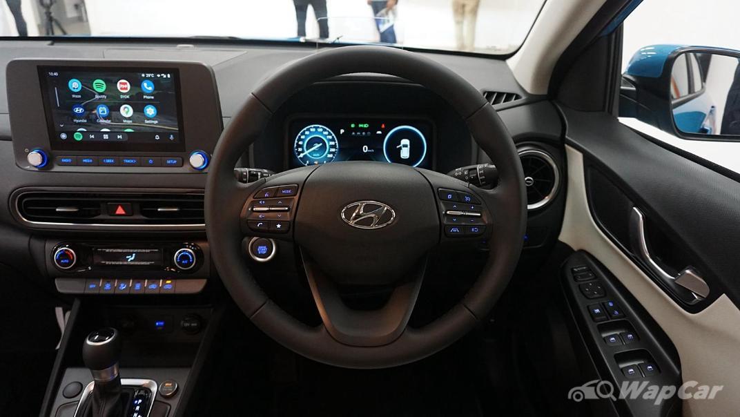 2021 Hyundai Kona 2.0 Active Interior 005
