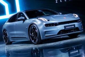 Geely's premium EV, the Zeekr 001 debuts in China, around RM177k