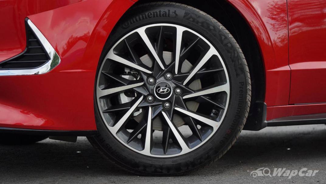 2020 Hyundai Sonata 2.5 Premium Exterior 041