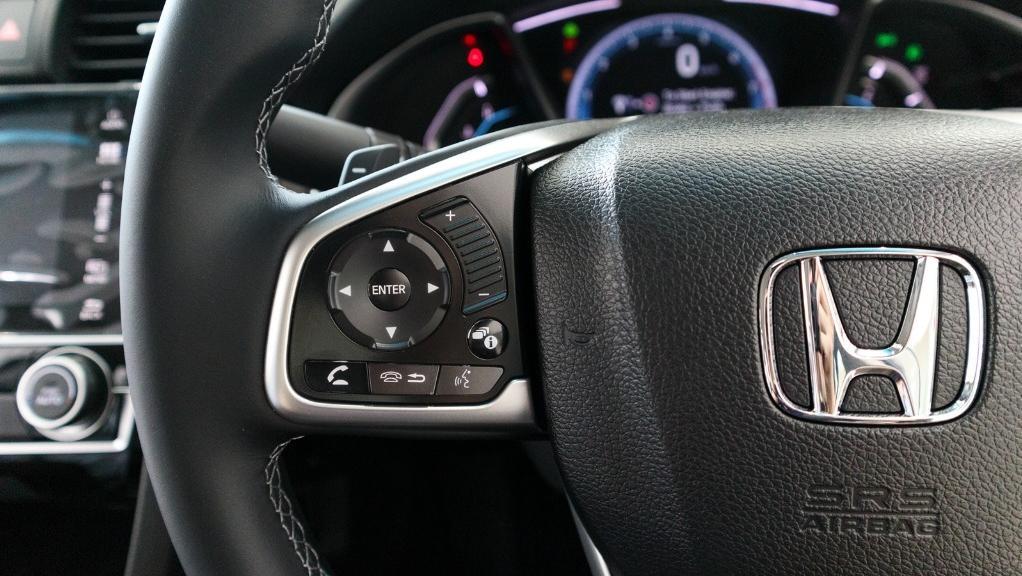 2018 Honda Civic 1.5TC Premium Interior 018