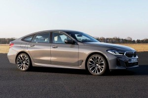 New G32 BMW 6 Series GT facelift; 48V mild hybrid, Android Auto