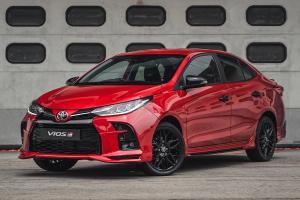 Toyota Vios GR-Sport 2020 dilancarkan - mod Sport, CVT 10 kelajuan, harga RM 95,284!