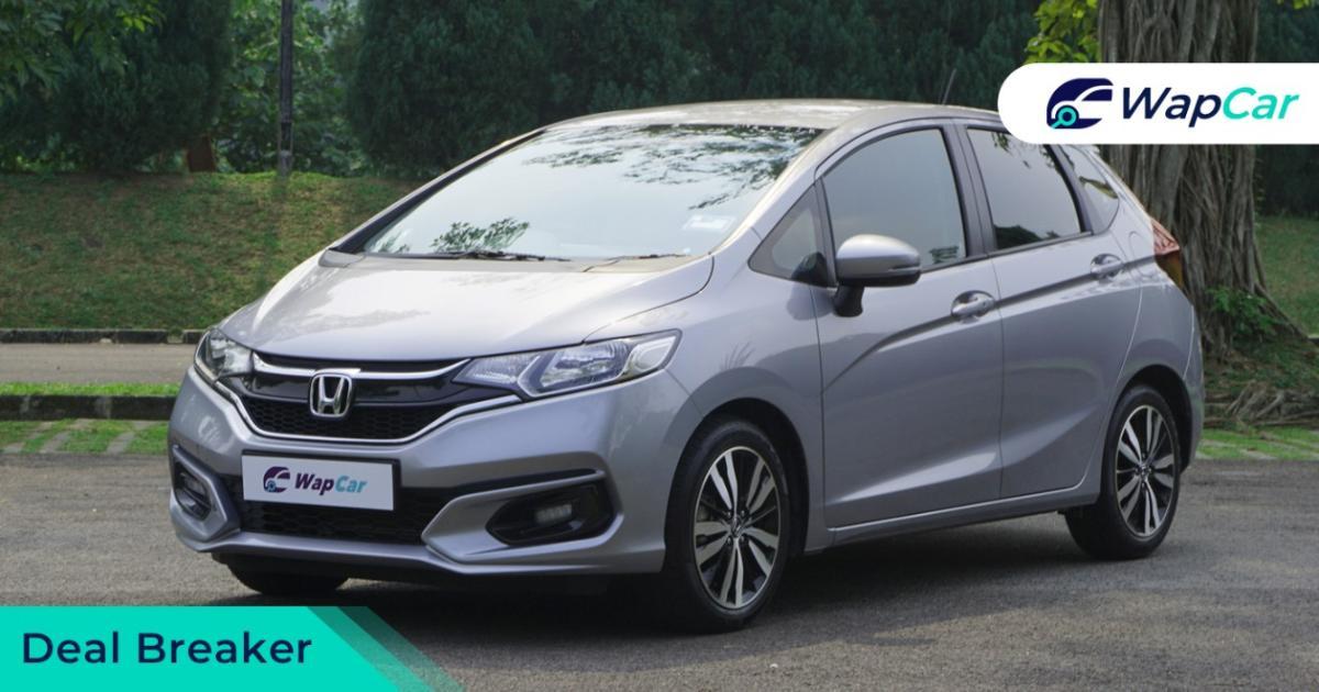 Honda Jazz Deal Breaker