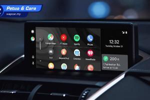 Android Auto boleh dapat harga RM20 je! Macam mana caranya?