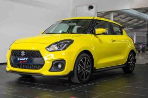 2021 Suzuki Swift Sport launched in Malaysia, priced at RM 140k, 1.4T with 140 PS and 230 Nm