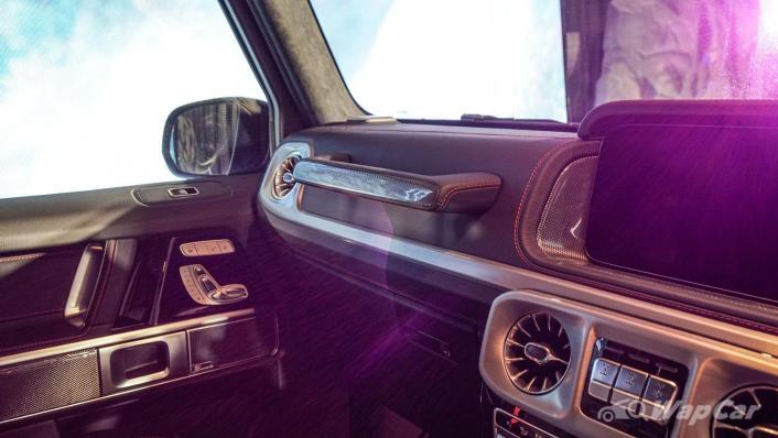 2020 Mercededs-Benz G-Class 350 d Interior 007