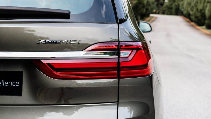 2021 BMW X7 xDrive40i Pure Excellence Exterior 009
