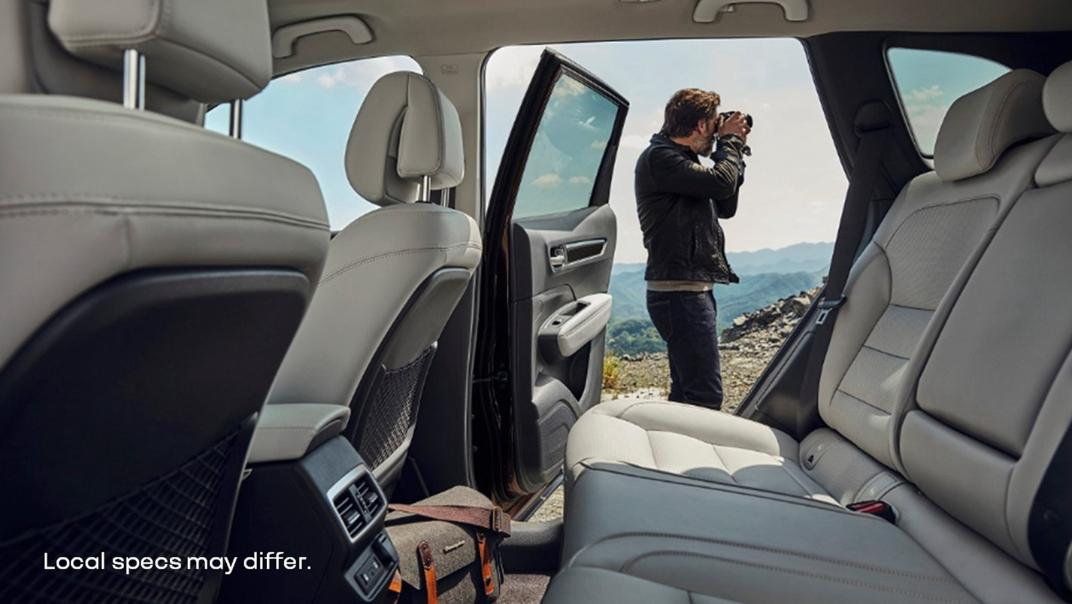 2021 Renault Koleos Interior 012