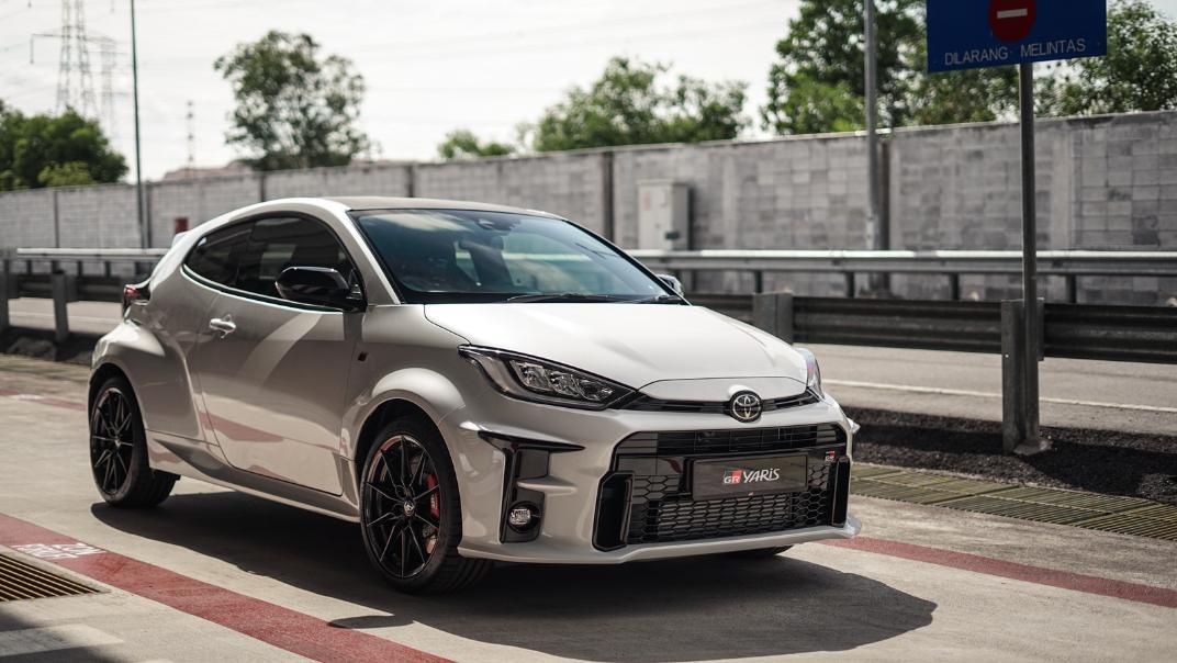 2021 Toyota GR Yaris Exterior 034
