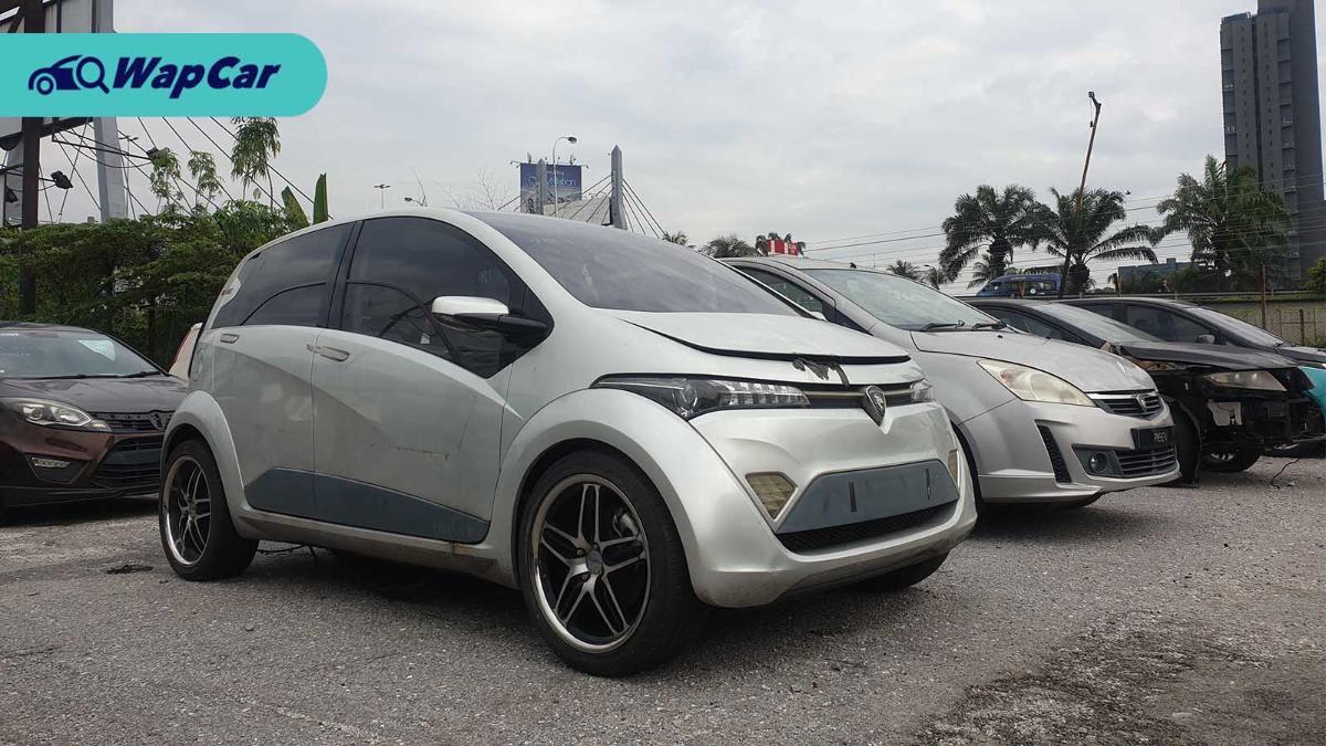 Proton EVs for sale - including Proton EMAS and Saga EV! 01