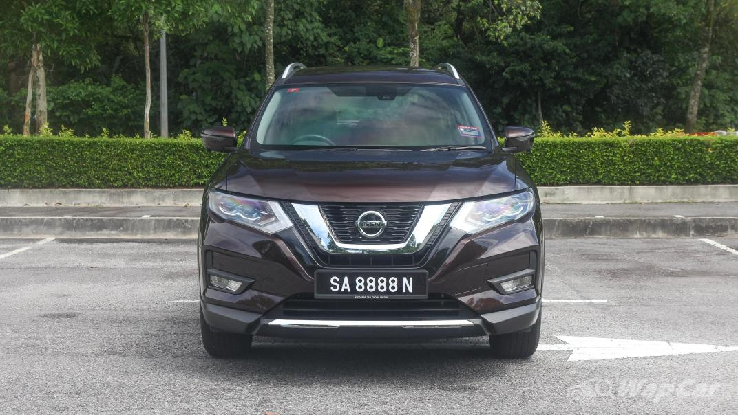 2019 Nissan X-Trail 2.0 2WD Hybrid Exterior 002