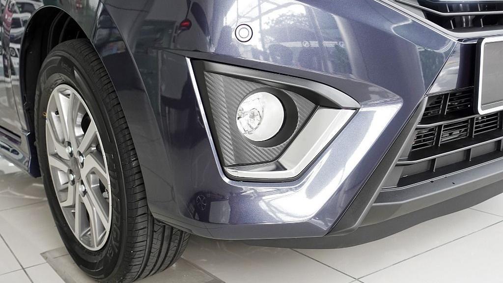 2018 Perodua Axia SE 1.0 AT Exterior 017