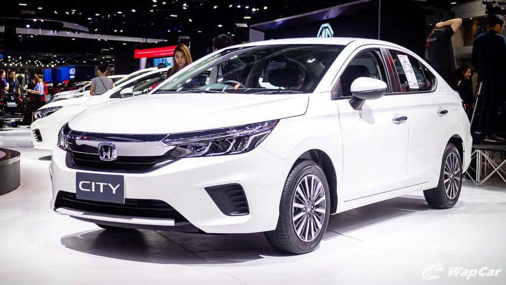 2020 Honda City Turbo