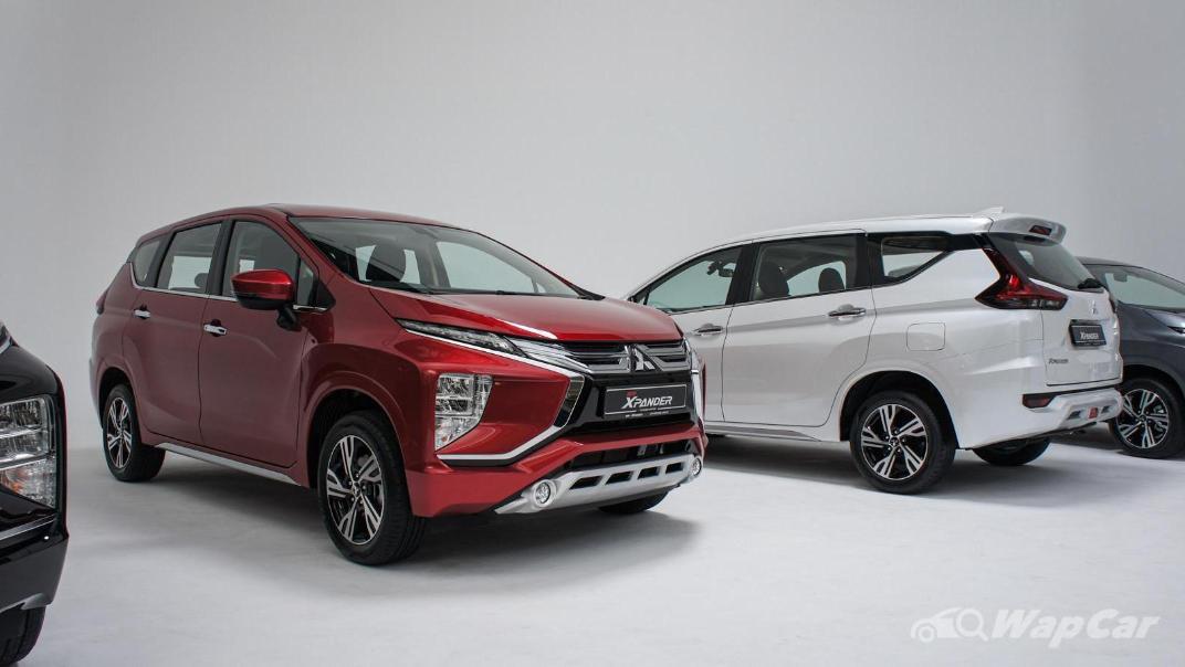 2020 Mitsubishi Xpander 1.5 L Exterior 013