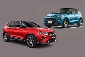 Perodua SUV D55L vs Proton X50, which is better?