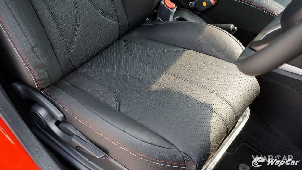 Perodua Myvi (2018) Interior 039