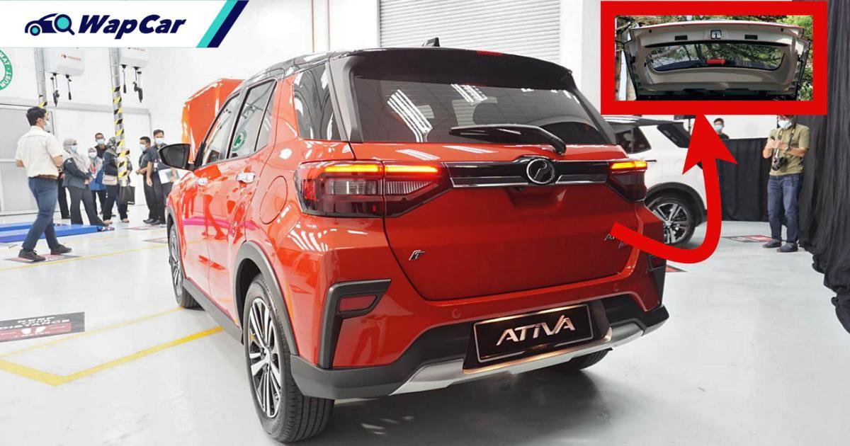 Perodua Ativa - Perodua Ativa D55l 2021 Senarai Harga ...