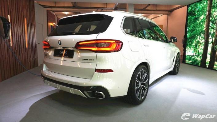 2020 BMW X5 xDrive45e M Sport  Exterior 005