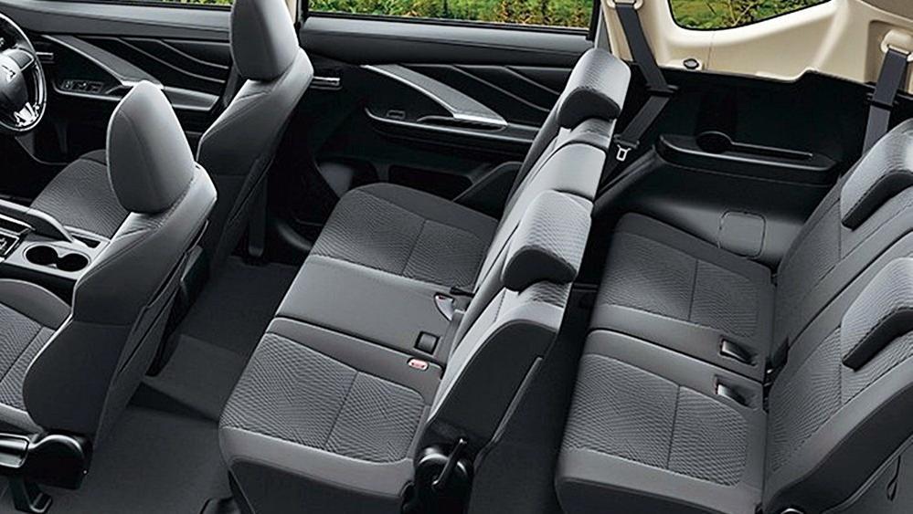 2020 Mitsubishi Xpander Upcoming Version Interior 010