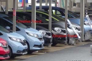 Spyshot: All-new Honda Jazz caught ahead of  Tokyo debut
