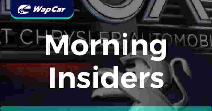 WapCar Morning Insiders: World's No.4 carmaker?
