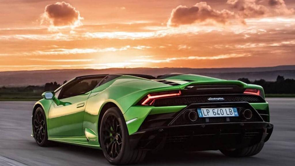 Lamborghini Huracán (2019) Exterior 017