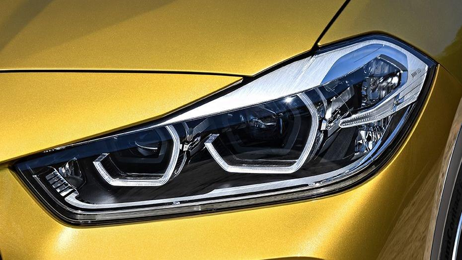 BMW X2 (2019) Exterior 007