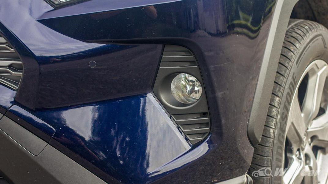 2020 Toyota RAV4 2.5L Exterior 017