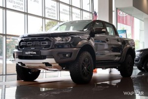 RM 2,000 Ang Pao on offer when you purchase a Ford Ranger before CNY