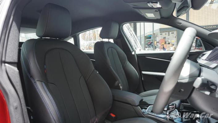 2020 BMW 2 Series 218i Gran Coupe Interior 009