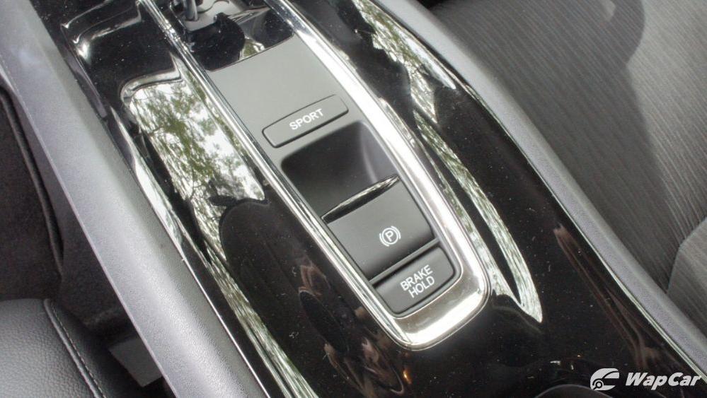 2019 Honda HR-V 1.5 Hybrid Interior 109