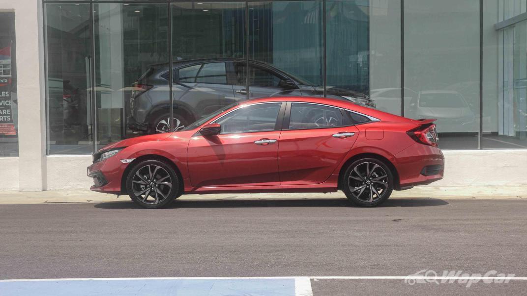 2020 Honda Civic 1.5 TC Premium Exterior 071