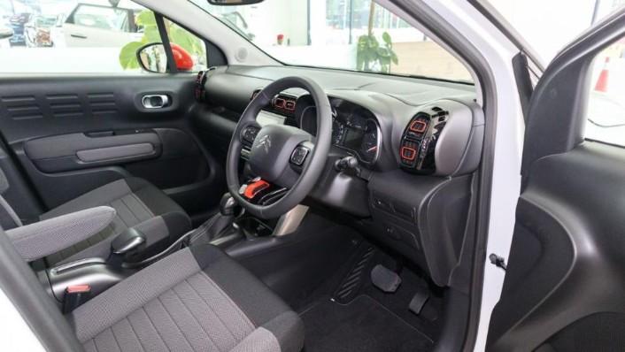 2019 Citroën New C3 AIRCROSS SUV Interior 002