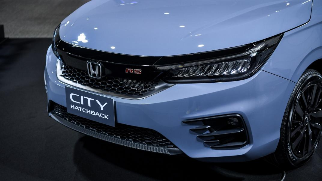 2021 Honda City Hatchback International Version Exterior 007