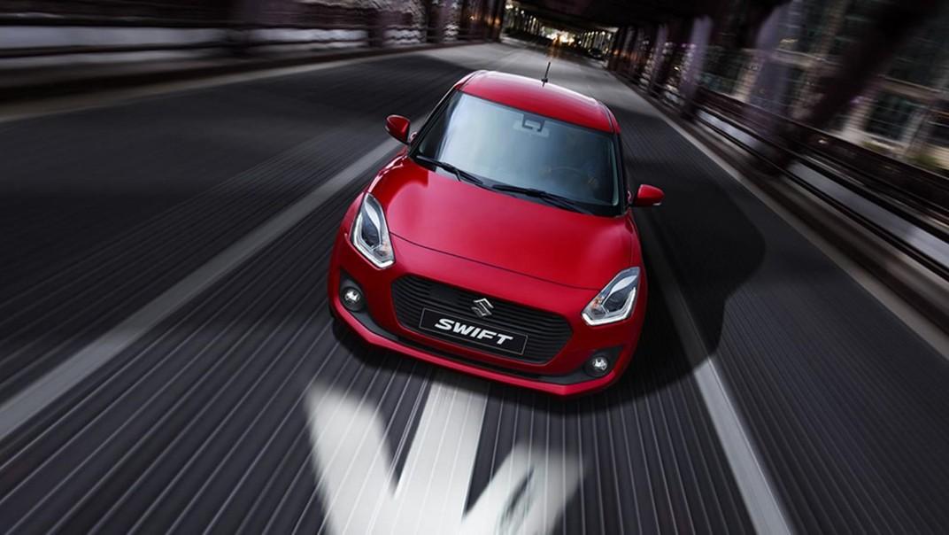 2020 Suzuki Swift International Version Exterior 006