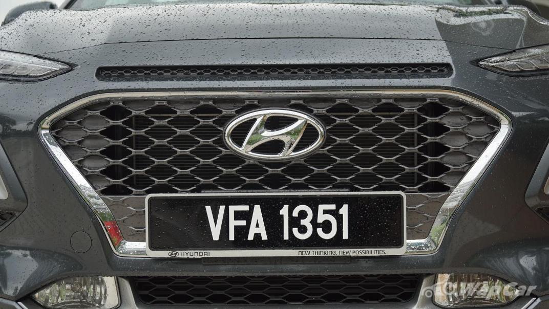 2020 Hyundai Kona 2.0 Standard Exterior 011