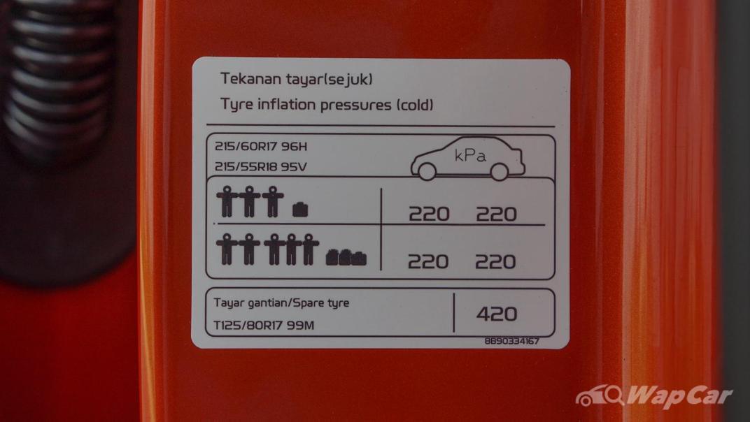 2020 Proton X50 1.5T  Flagship Interior 078