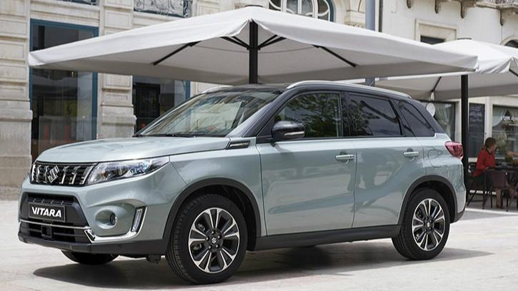 Suzuki Vitara (2018) Exterior 004