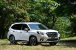 Japan's 2021 Subaru Forester facelift wears a new look, comes with better EyeSight ADAS