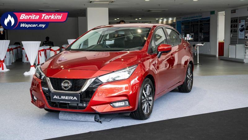 Harga rasmi Nissan Almera 2020 didedahkan - Bermula RM 79,906 sahaja! 01