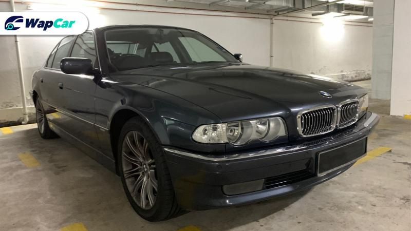 1.	Here is my much loved BMW E38 728i from 1997